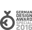 German design awards 2016 - logo