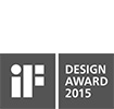 IF Design award 2015 - logo