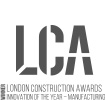 London Construction Awards - logo